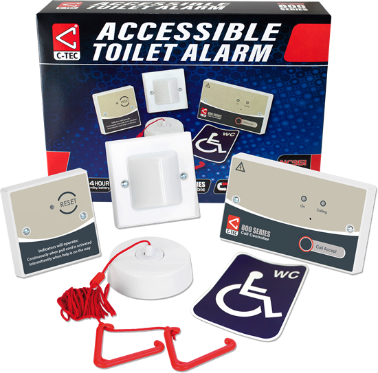 800 disabled toilet alarm conventional call systems c tec fire alarms call systems c tec 800 series wiring diagram at soozxer.org