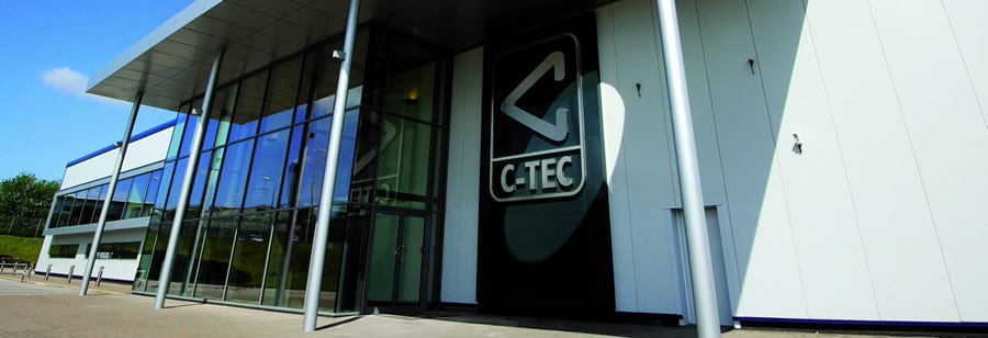 C-TEC Factory and offices