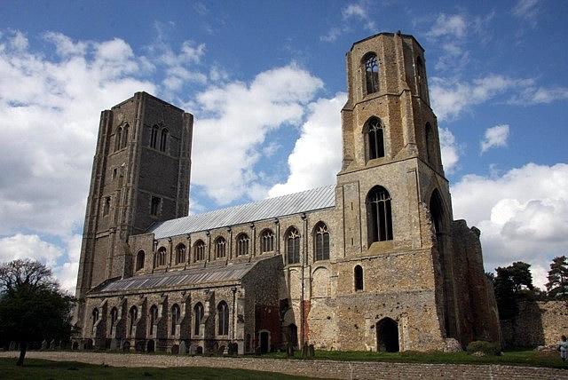 C-TEC ZFP in Wymondham Abbey