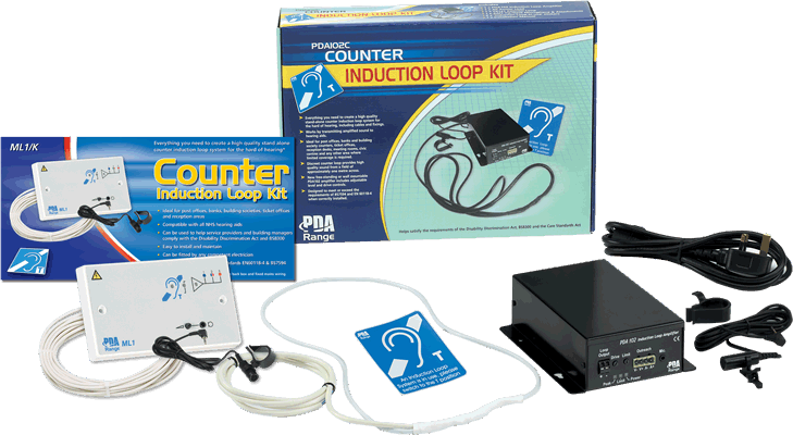 Counter loop kits
