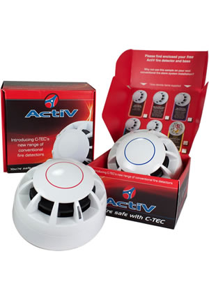 Point Of Sale Items C Tec Fire Alarms Call Systems