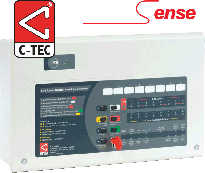 Two-Wire Fire Systems - C-TEC | Fire Alarms | Call Systems ...